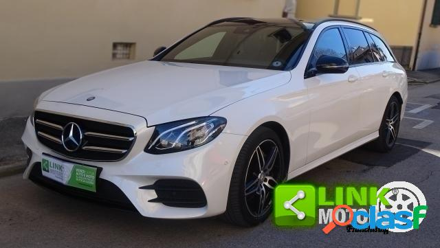 Mercedes classe e station wagon diesel in vendita a poggibonsi (siena)