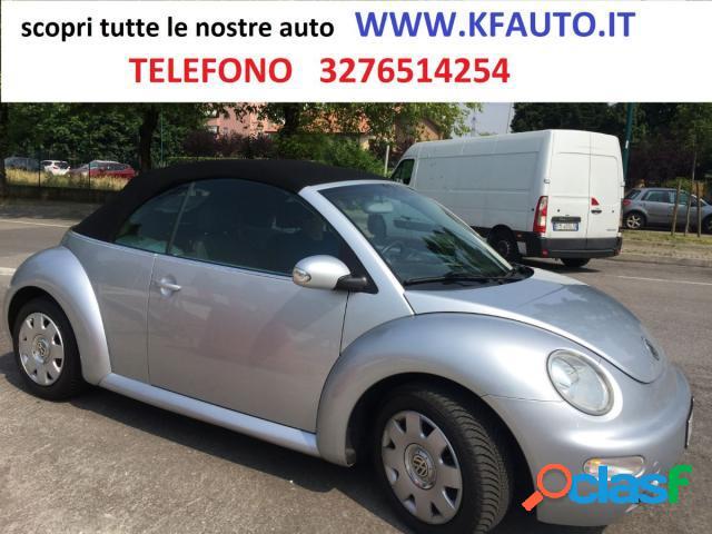 Volkswagen new beetle cabrio benzina in vendita a milano (milano)