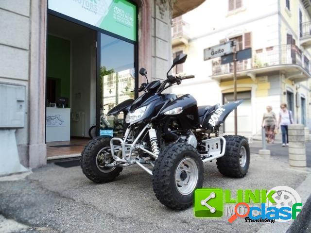 Altre moto o tipologie quad benzina in vendita a novara (novara)