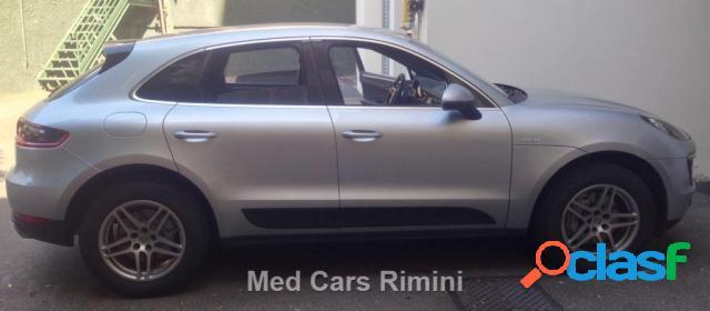 Porsche macan diesel in vendita a rimini (rimini)