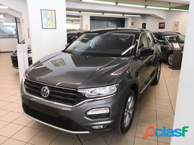 Volkswagen t-roc benzina in vendita a mezzolombardo (trento)