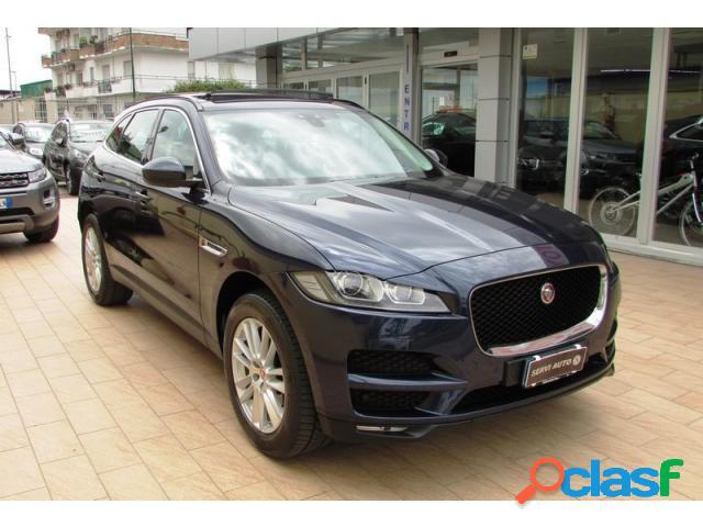 Jaguar f-pace diesel in vendita a casoria (napoli)