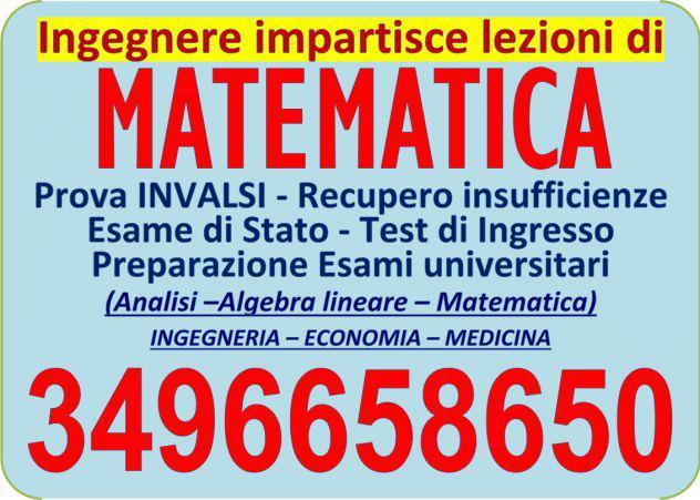 Lezioni di matematica: recuperi - esami - test di ingresso
