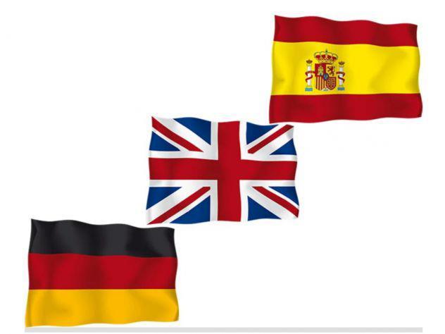 Ripetizioni inglese, tedesco, spagnolo aiuto compiti