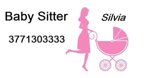 Baby sitter silvia