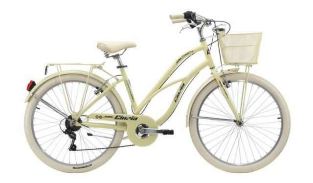 Bici 26 cruiser donna cinzia 6v nuove