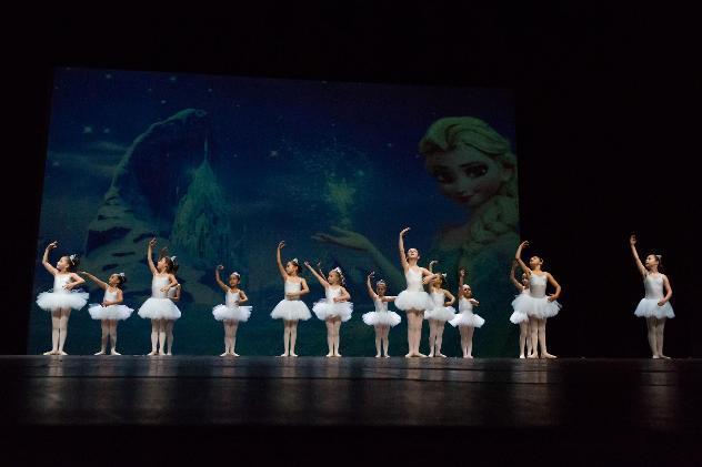Corso di danza classica per bambini - corso di danza