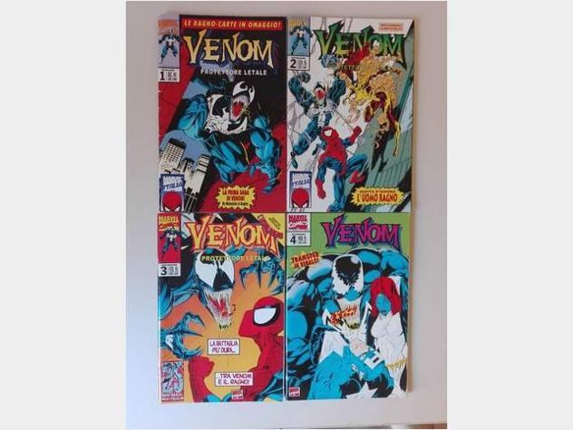 Marvel comics venom n 1 - 4 1994