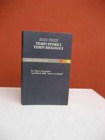 Tempi storici tempi biologici