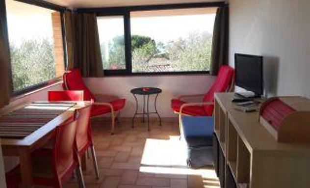 Appartamento in villa capo vaticano 2 a 4 persone