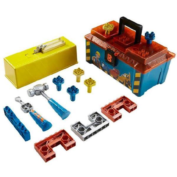 Bob the builder cassetta degli attrezzi build & saw dgy48