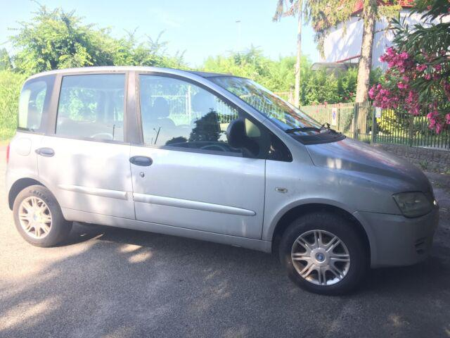 Fiat multipla natural power 2a serie