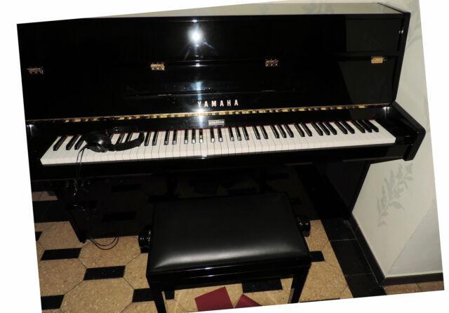 Pianoforte yamaha b1 silent