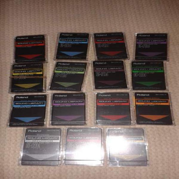 Roland 6 card sn-u110