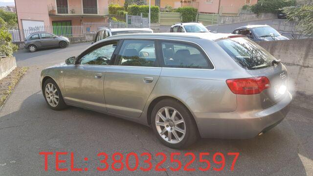 Audi a6 avant sw 3.0 tdi 4x4