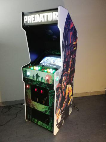 Cabinato arcade '80 jamma predator