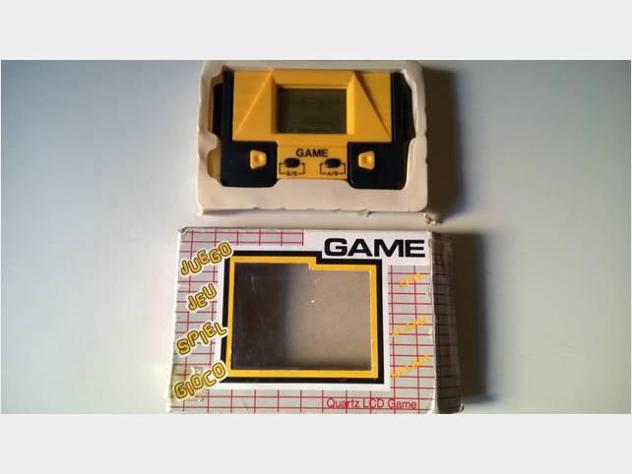 Gig game console handheld game new nuovo