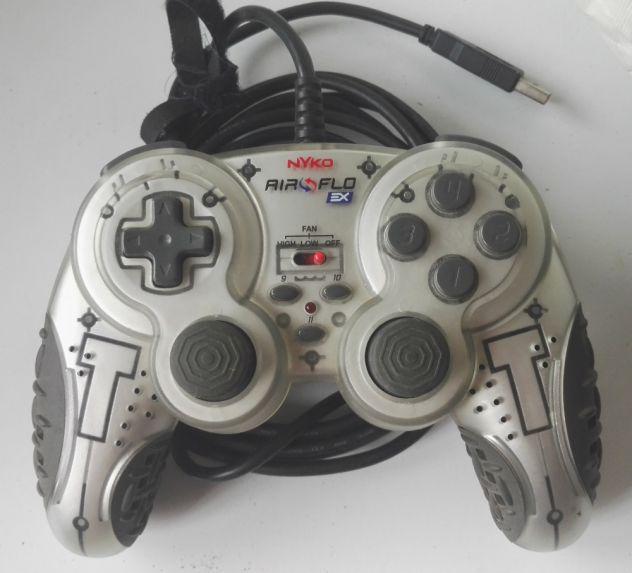 Gamepad joypad nyko air flo ex usb per pc
