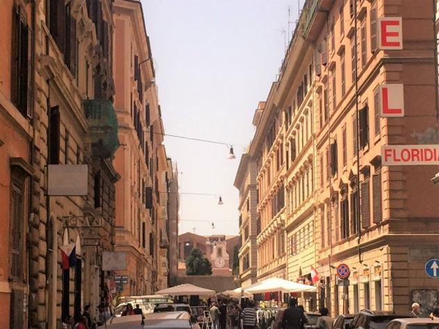 Immobile di 65 m² con 3 locali in affitto a roma