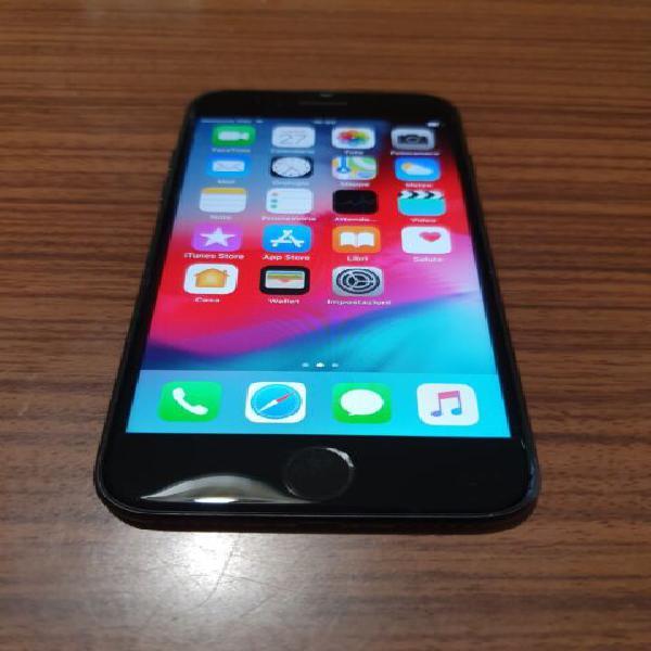 Iphone 7 128gb nero perfetto originale