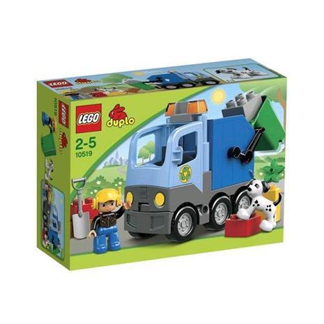 Lego 10519 Duplo Camioncino dela spazzatura
