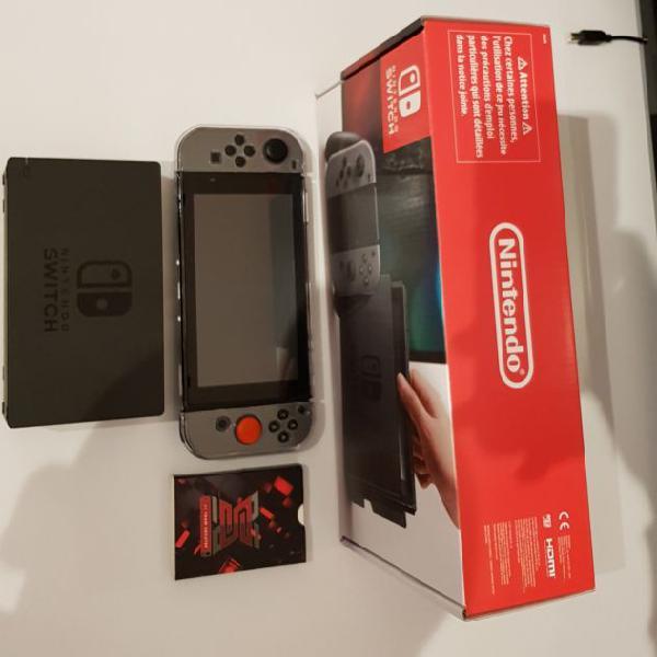 Nintendo switch modificata con r4.