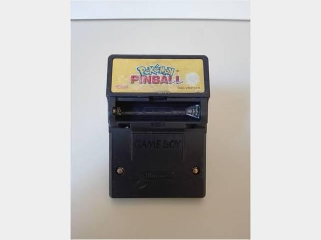 Pokemon: pinball nintendo game boy color, 2000 usato