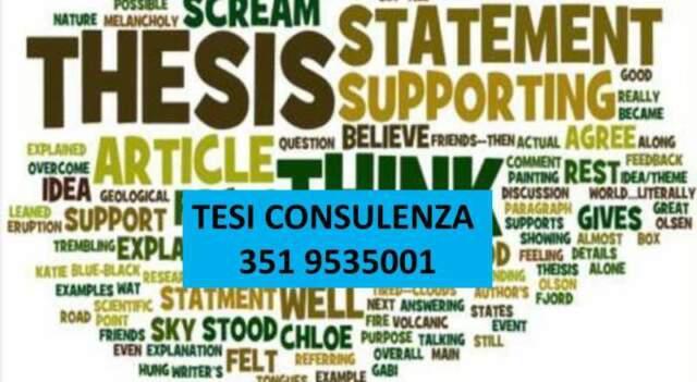 Tesi urgente consulenza trattamento dati