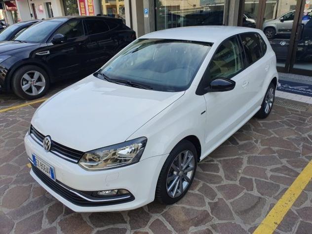 Volkswagen polo 1.2 tsi dsg 5p. fresh full optional garanzia
