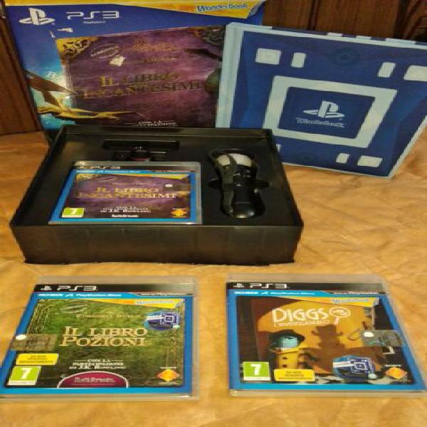 Videogiochi playstation 3 wonderbook incantesimi