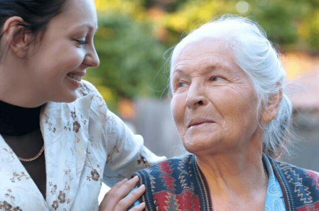 Badante per coppia anziani ad osnago