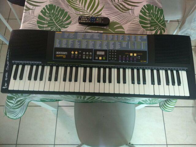 Bontempi tastiera grande