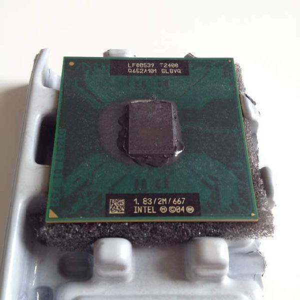 Cpu intel core duo 1.83 ghz sl4vq mac mini 2006