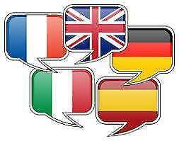 Corso di inglese, tedesco,francese,spagnolo