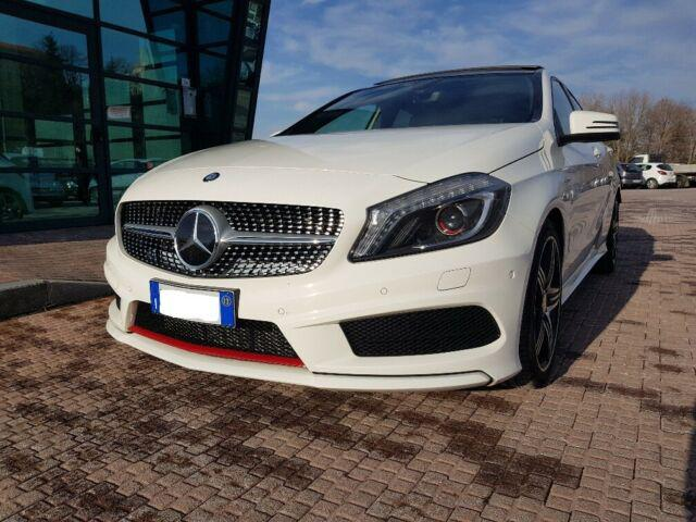 Mercedes a250 amg premium supersposrt