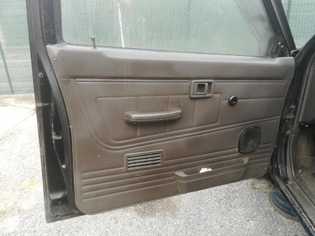 Pannello porta ant sx nissan king cab del 1991