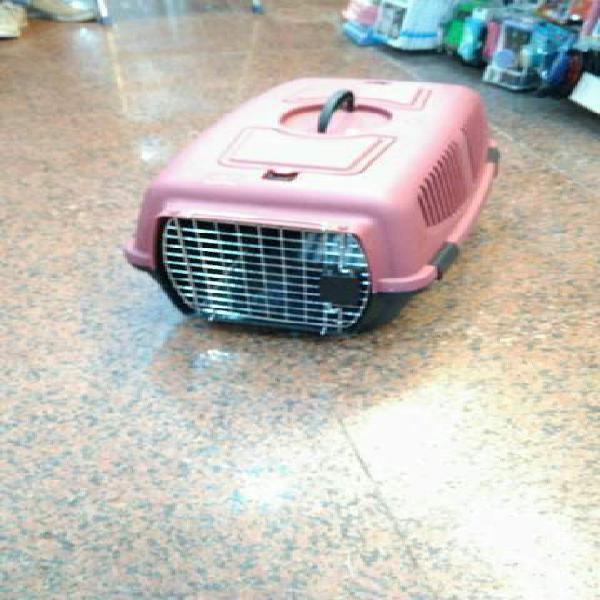 Trasportino cuccia da viaggio gatto o cane piccola taglia.