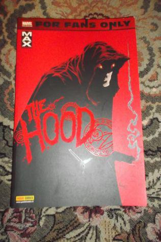 For fans only:the hood(max)(marvel italia,panini