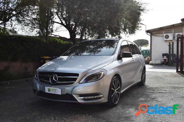 Mercedes classe b diesel in vendita a roma (roma)