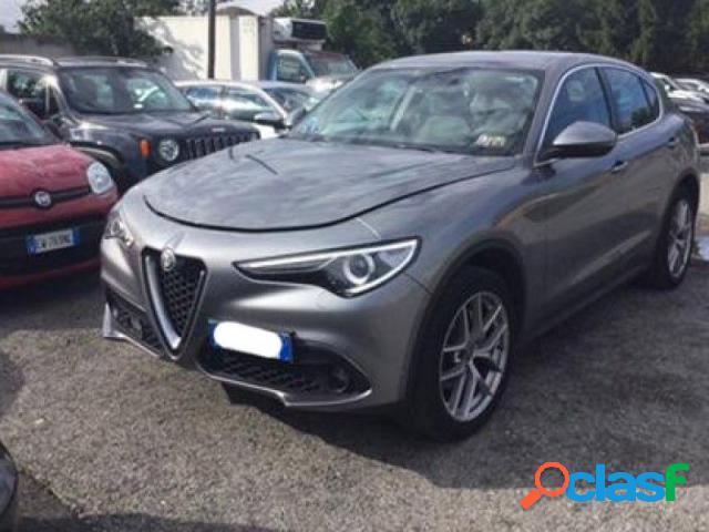 Alfa romeo stelvio diesel in vendita a montescaglioso (matera)