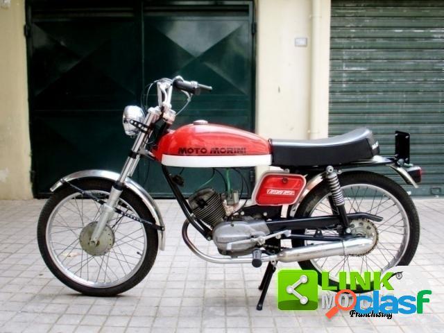 Moto morini corsarino z benzina in vendita a palermo (palermo)