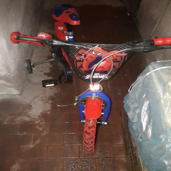 Bicicletta Usata Spiderman Sconti Agosto Clasf