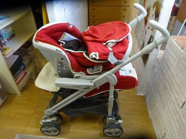 Passeggino trio per neonato/bimbo