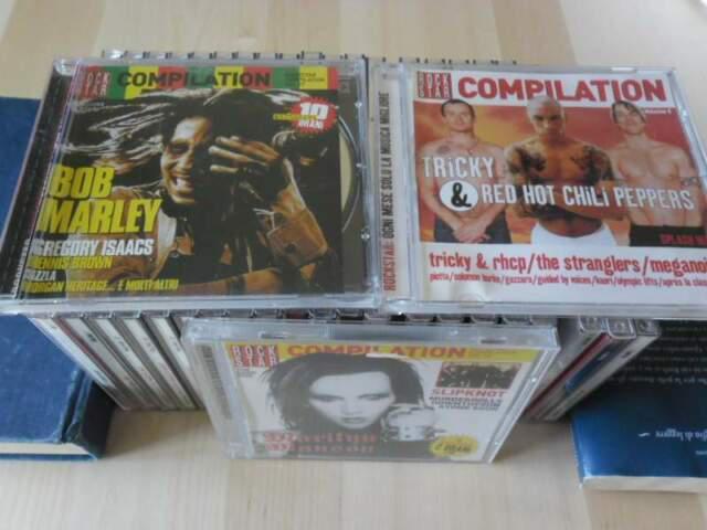 Rockstar cd compilation musica rock spedizione inclusa al