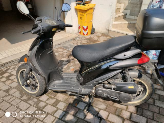 Scooter hp power copper 50 cc