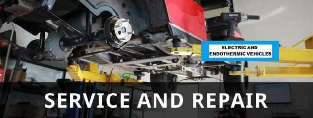 Tecnico veicoli elettrici ed endotermici