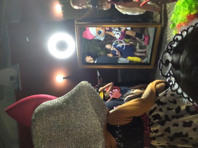 Vendo servizio di photobooth con selfie mirror