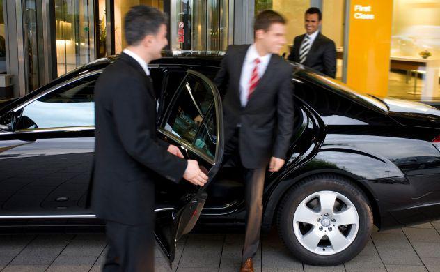 Autista privato taxi ncc