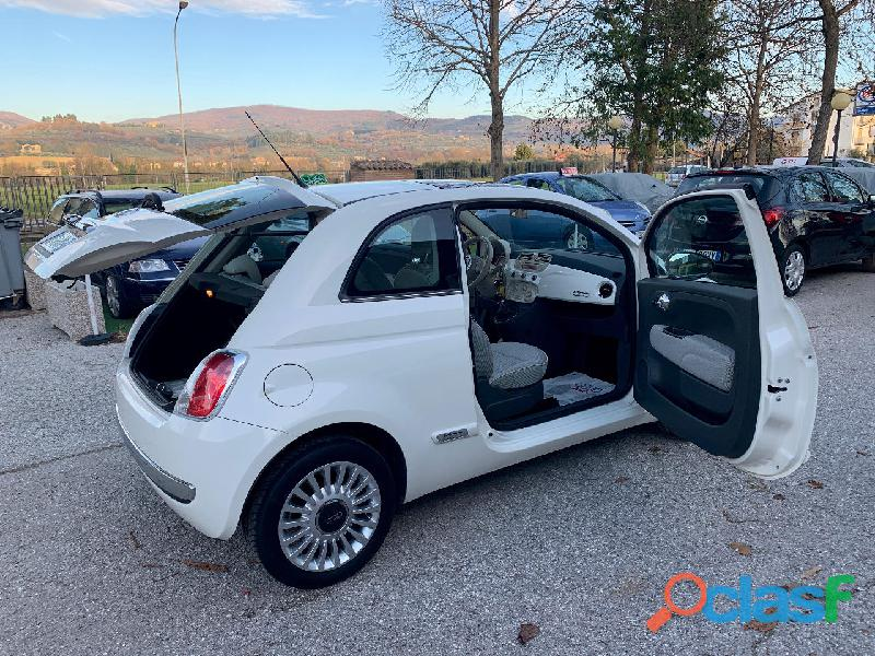 Fiat 500 1.3 Multijet 75 CV Lounge 3