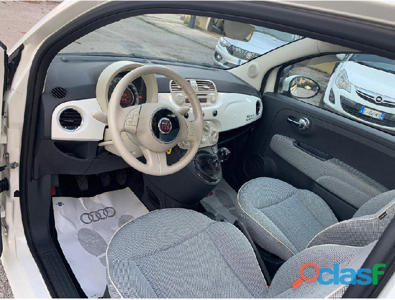 Fiat 500 1.3 Multijet 75 CV Lounge 4
